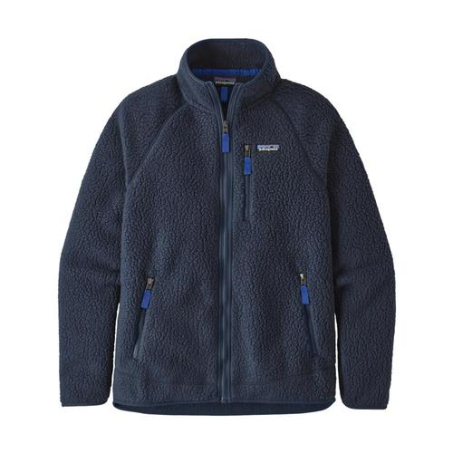 Patagonia Men's Retro Pile Jacket Navy_nena
