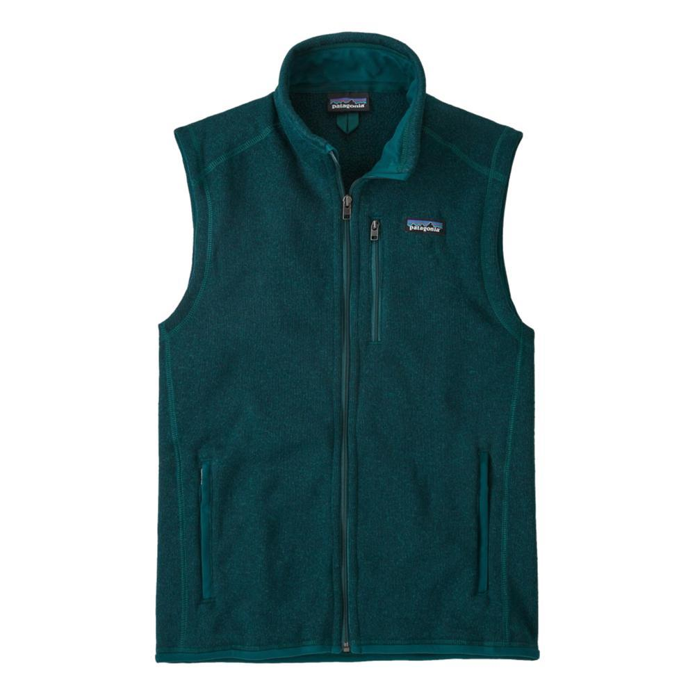 Patagonia Men's Better Sweater Vest GREEN_DBGR