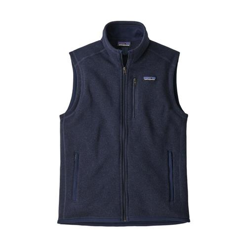 Patagonia Men's Better Sweater Vest Navy_nena
