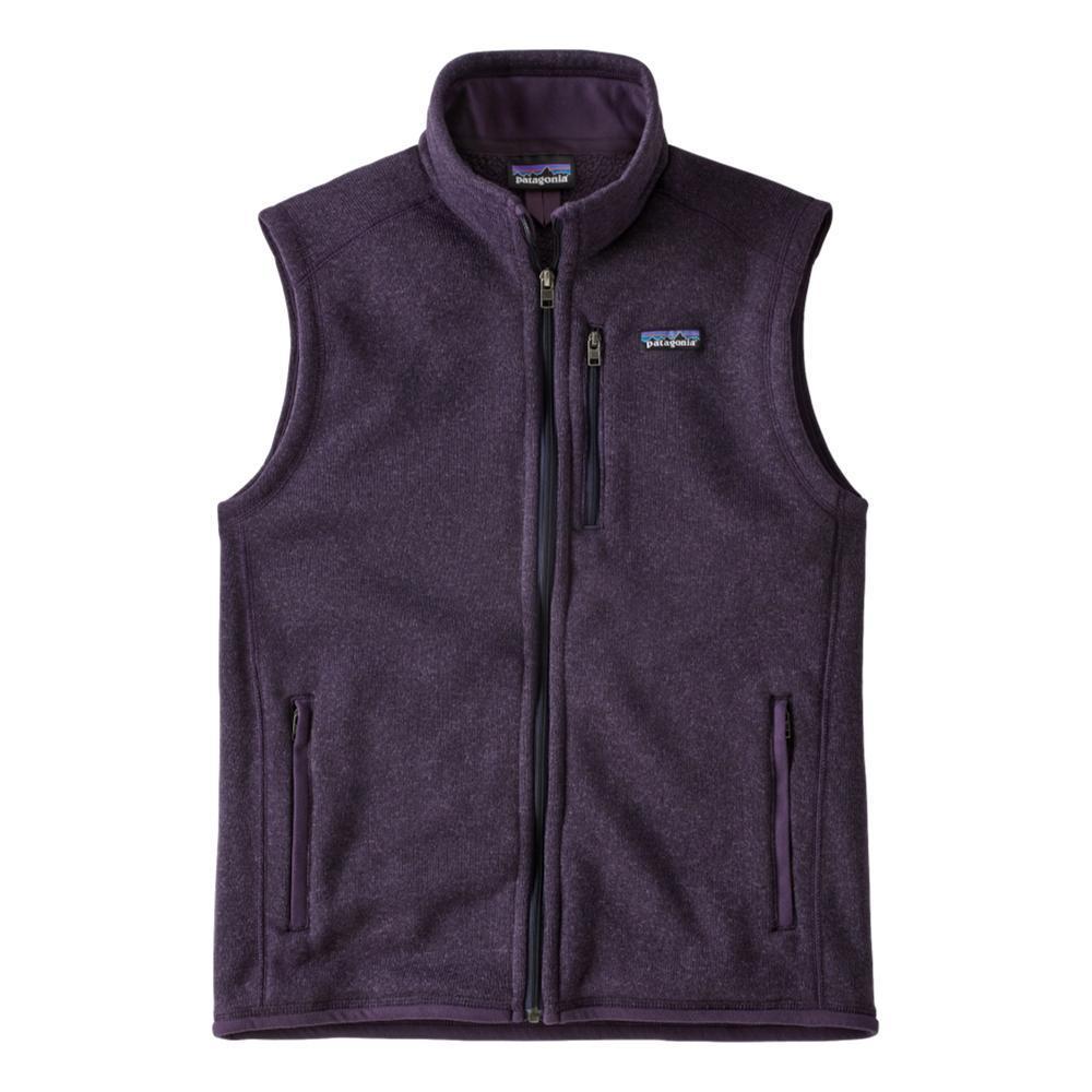 Patagonia Men's Better Sweater Vest PURPLE_PTPL
