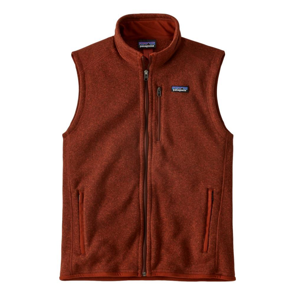Patagonia Men's Better Sweater Vest RED_BARR