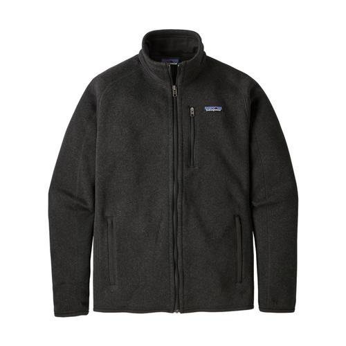 Patagonia Men's Better Sweater Jacket Blk
