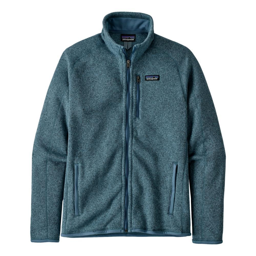 Patagonia Men's Better Sweater Jacket BLUE_PGBE