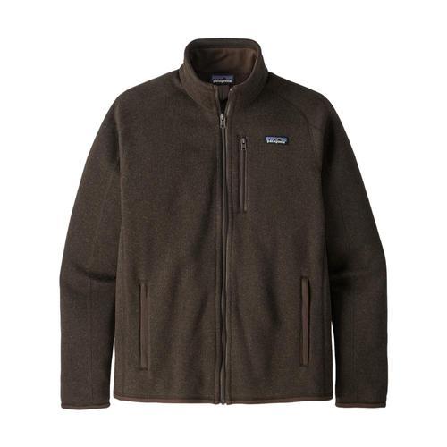Patagonia Men's Better Sweater Jacket Brown_ldbr