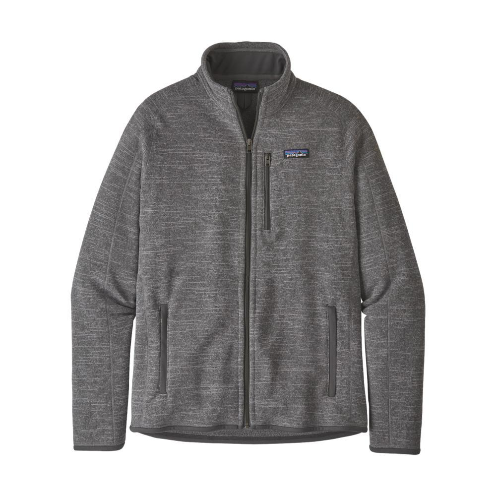 Patagonia Men's Better Sweater Jacket NICKEL_NIK