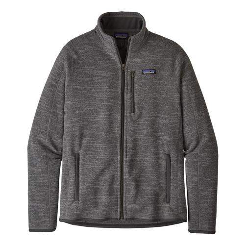 Patagonia Men's Better Sweater Jacket Nickel_nkl