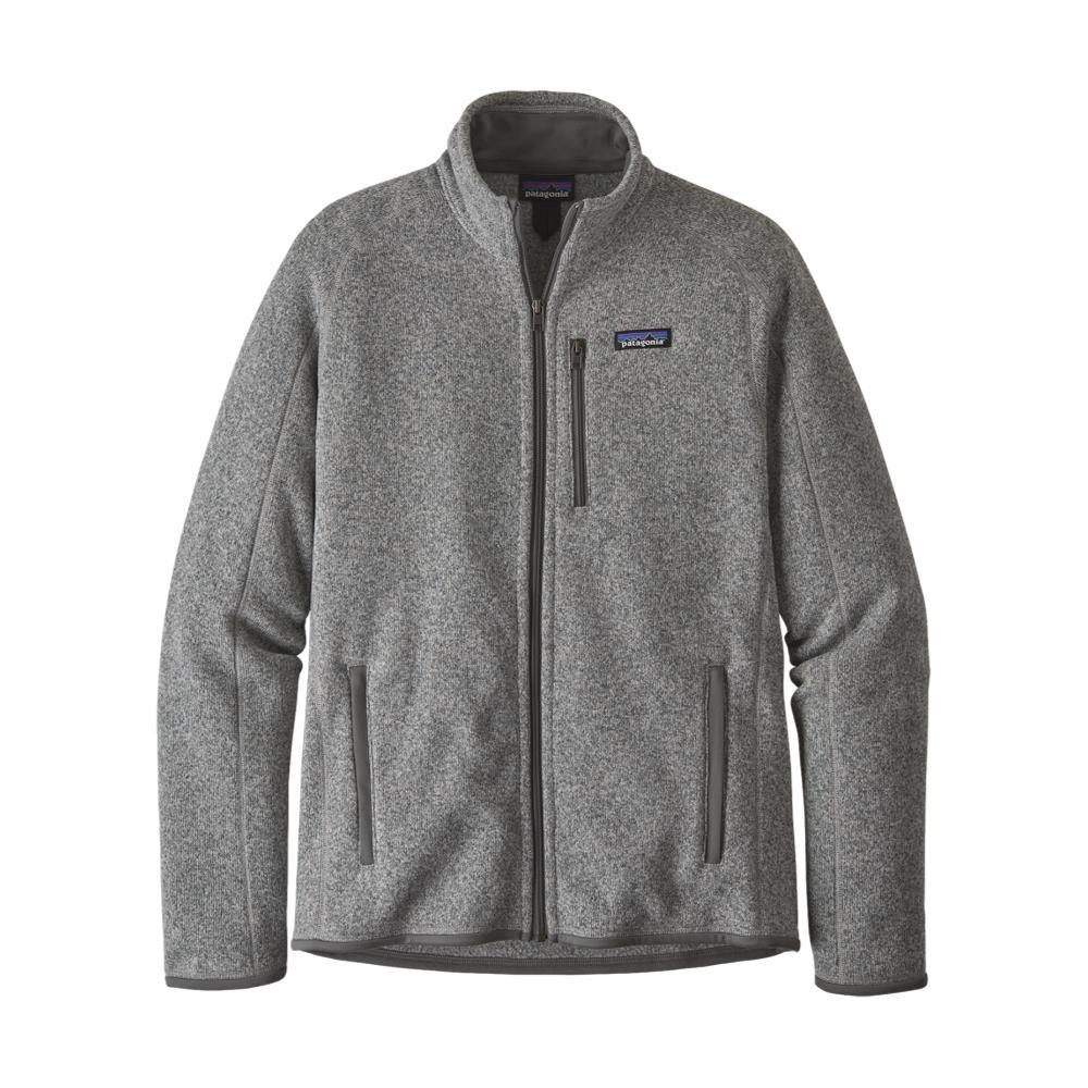 Patagonia Men's Better Sweater Jacket STONE_STH