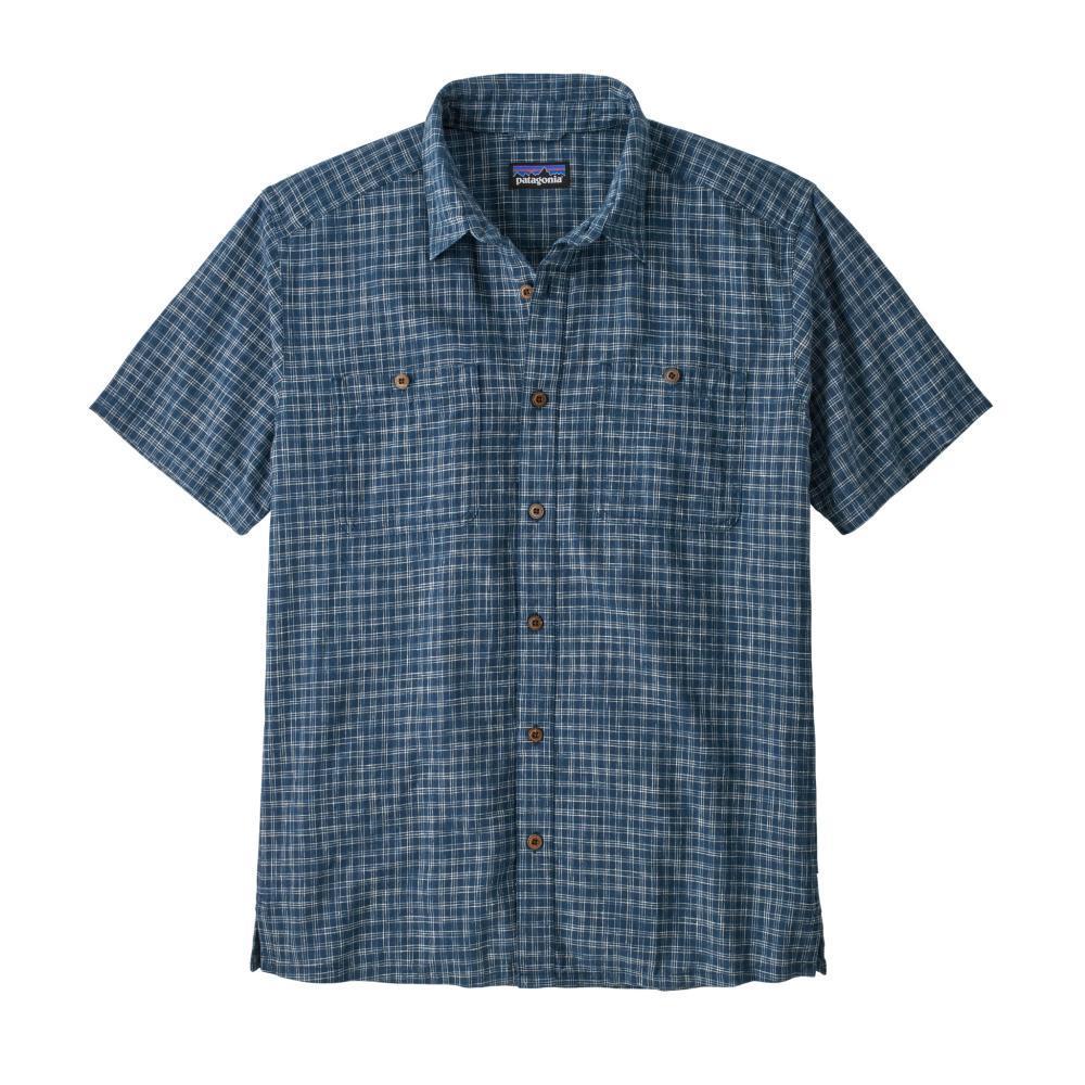 Patagonia Men's Back Step Shirt BLUE_INBE