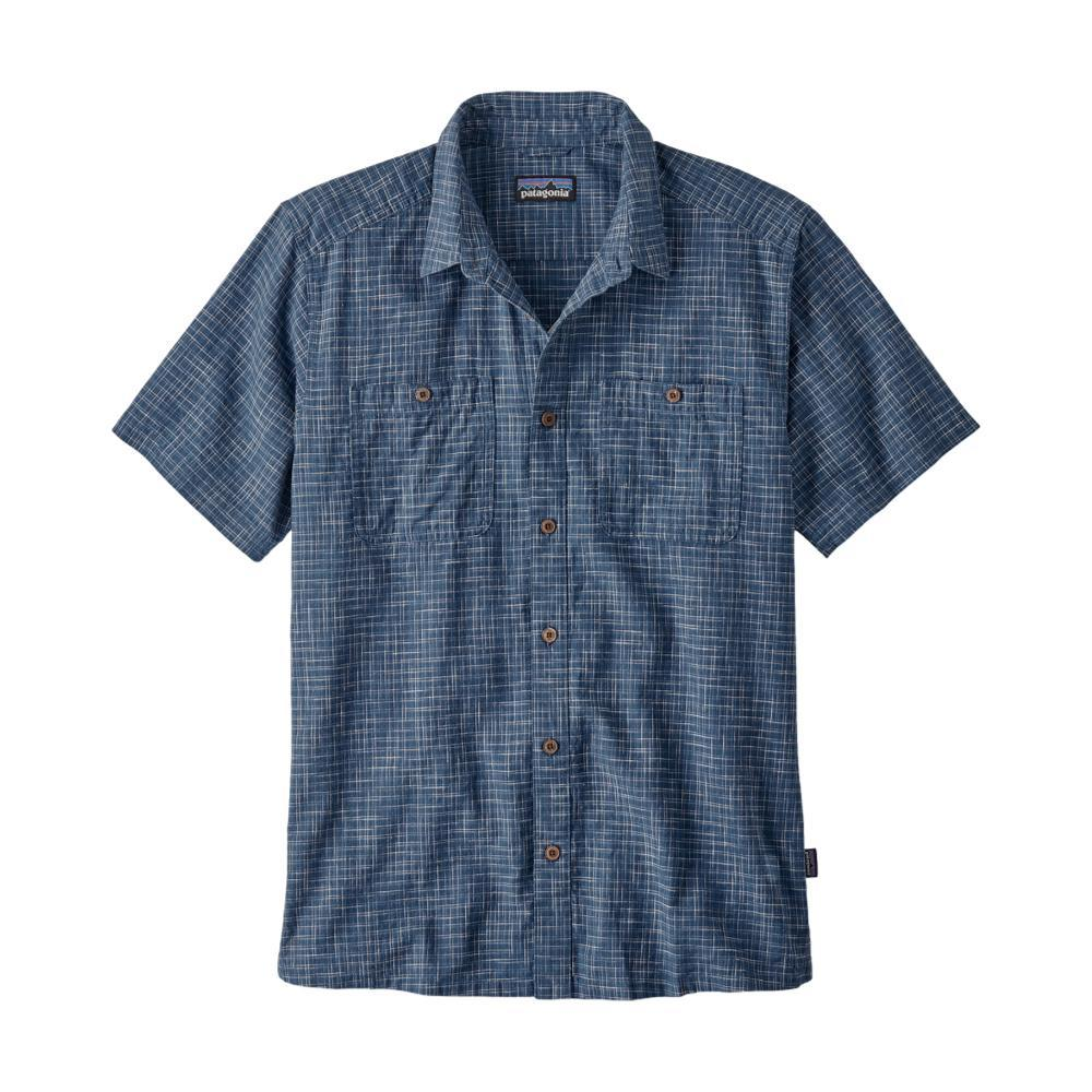 Patagonia Men's Back Step Shirt BLUE_TRSE