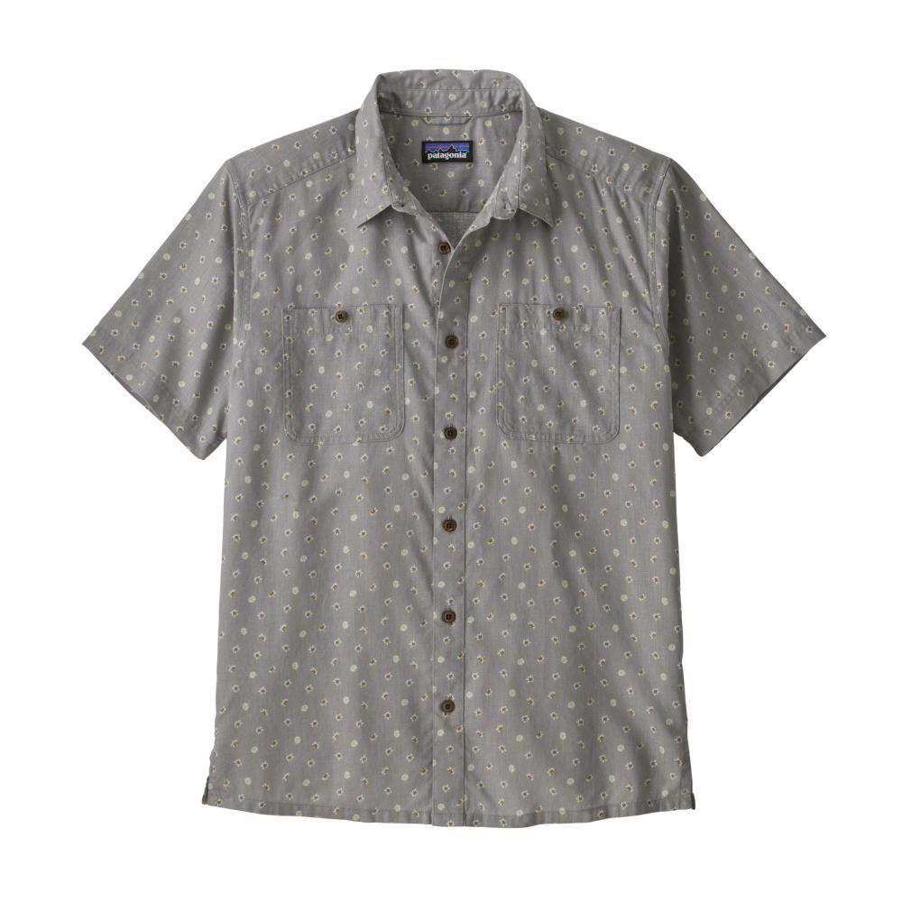 Patagonia Men's Back Step Shirt GREY_GUSG