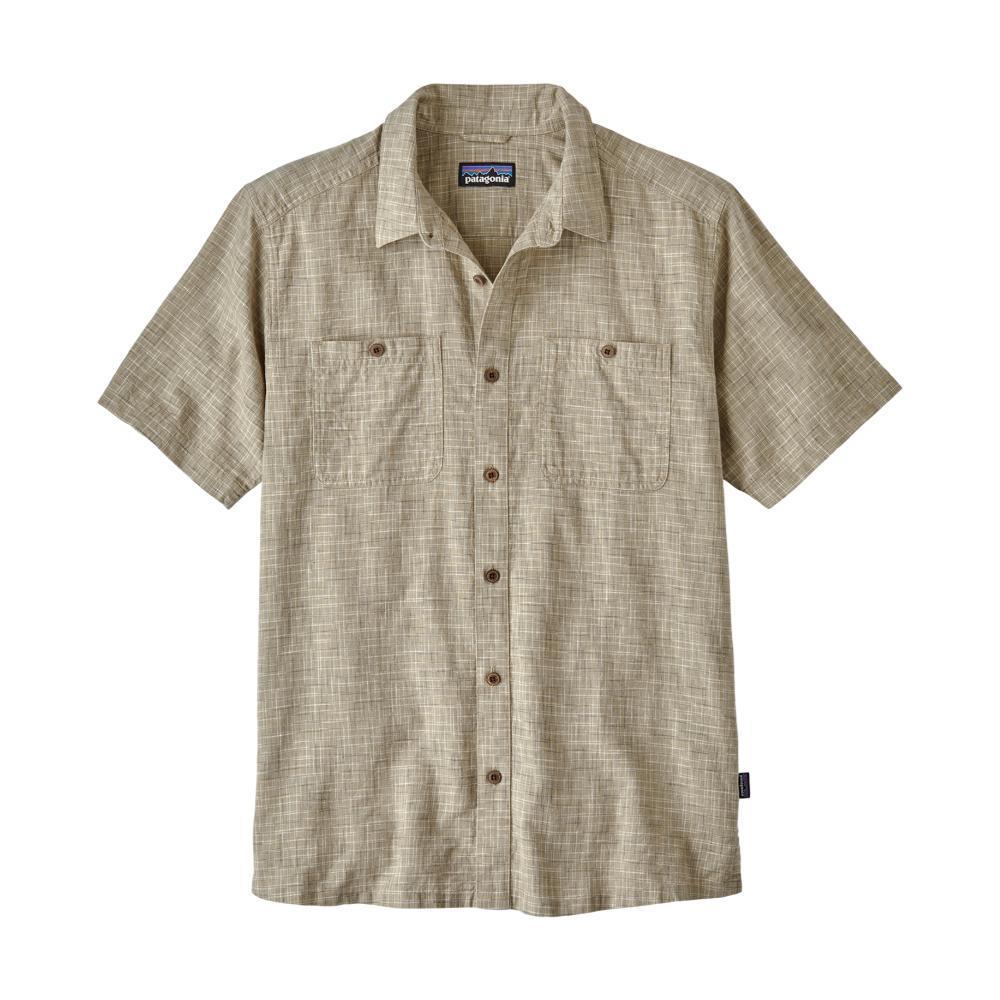 Patagonia Men's Back Step Shirt KHAKI_TRSA