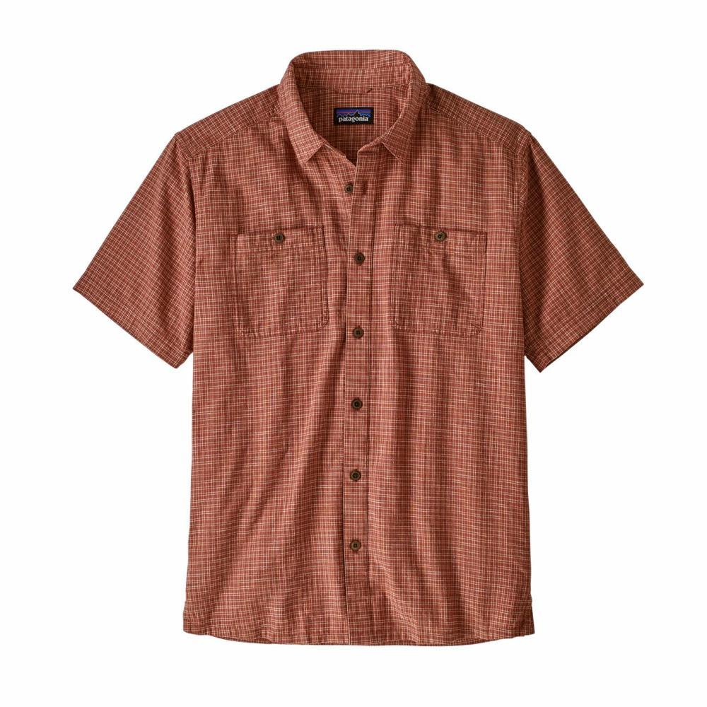 Patagonia Men's Back Step Shirt RED_TRSR