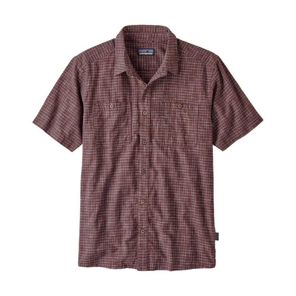 Patagonia Men's Back Step Shirt RUBY_TRDU