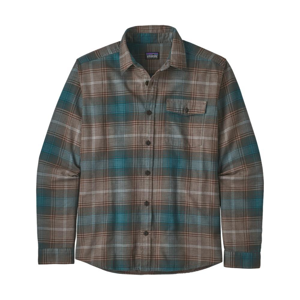Patagonia Men's Long Sleeved Lightweight Fjord Flannel Shirt BRISTL_CYBB