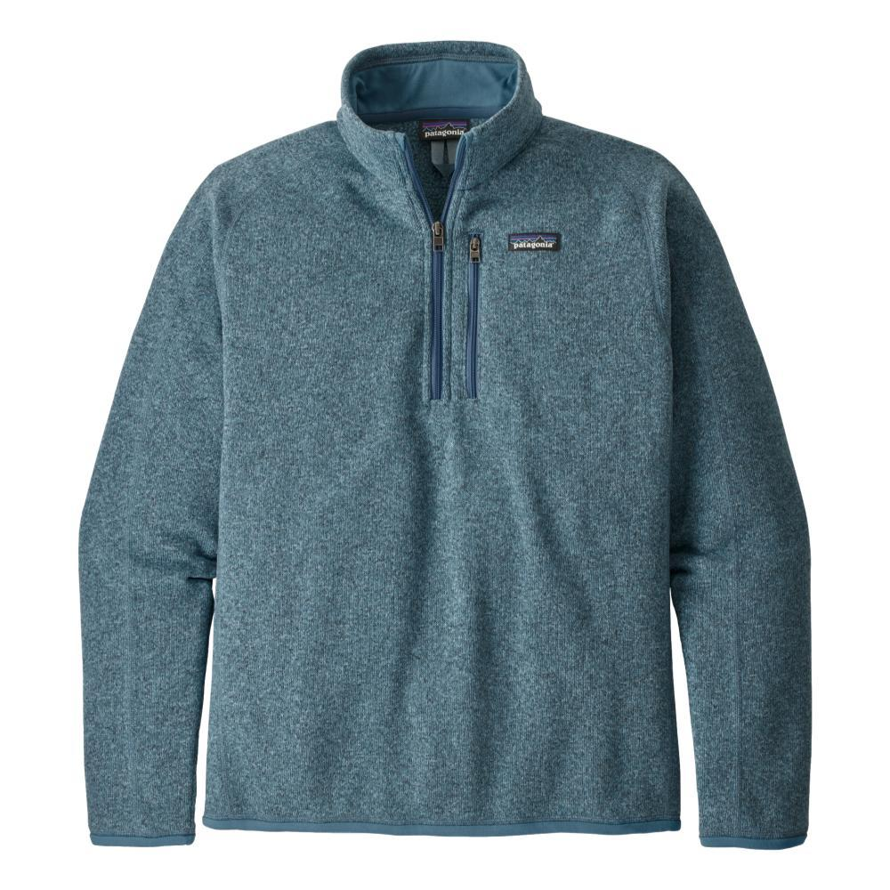 Patagonia Men's Better Sweater 1/4-Zip Fleece BLUE_PGBE