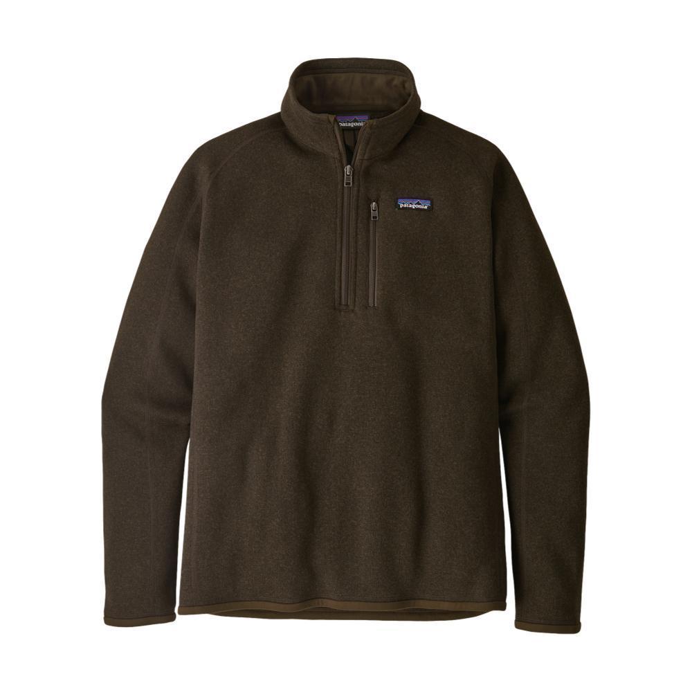 Patagonia Men's Better Sweater 1/4-Zip Fleece BRWN_LDBR