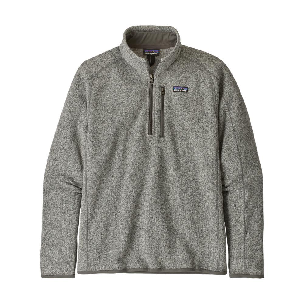 Patagonia Men's Better Sweater 1/4-Zip Fleece STONE_STH