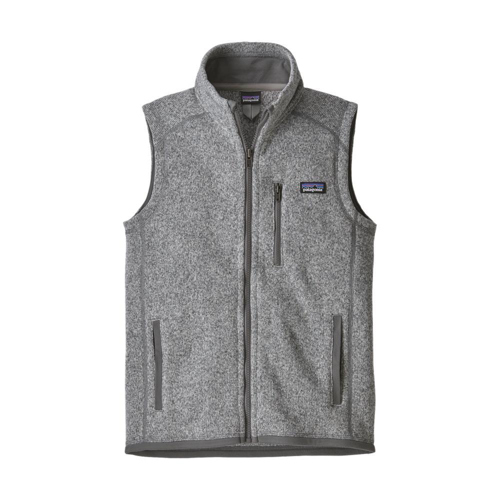 Patagonia Boys Better Sweater Fleece Vest STONE_STH