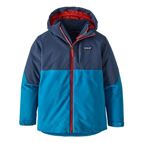 Patagonia Boys 4-In-1 Everyday Jacket Balkn_balb