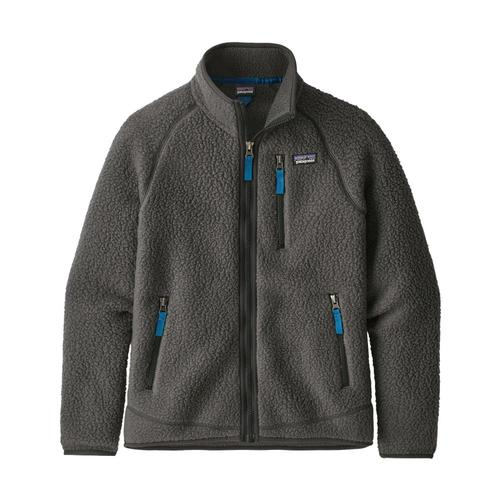 Patagonia Boys Retro Pile Fleece Jacket Frggry_fge