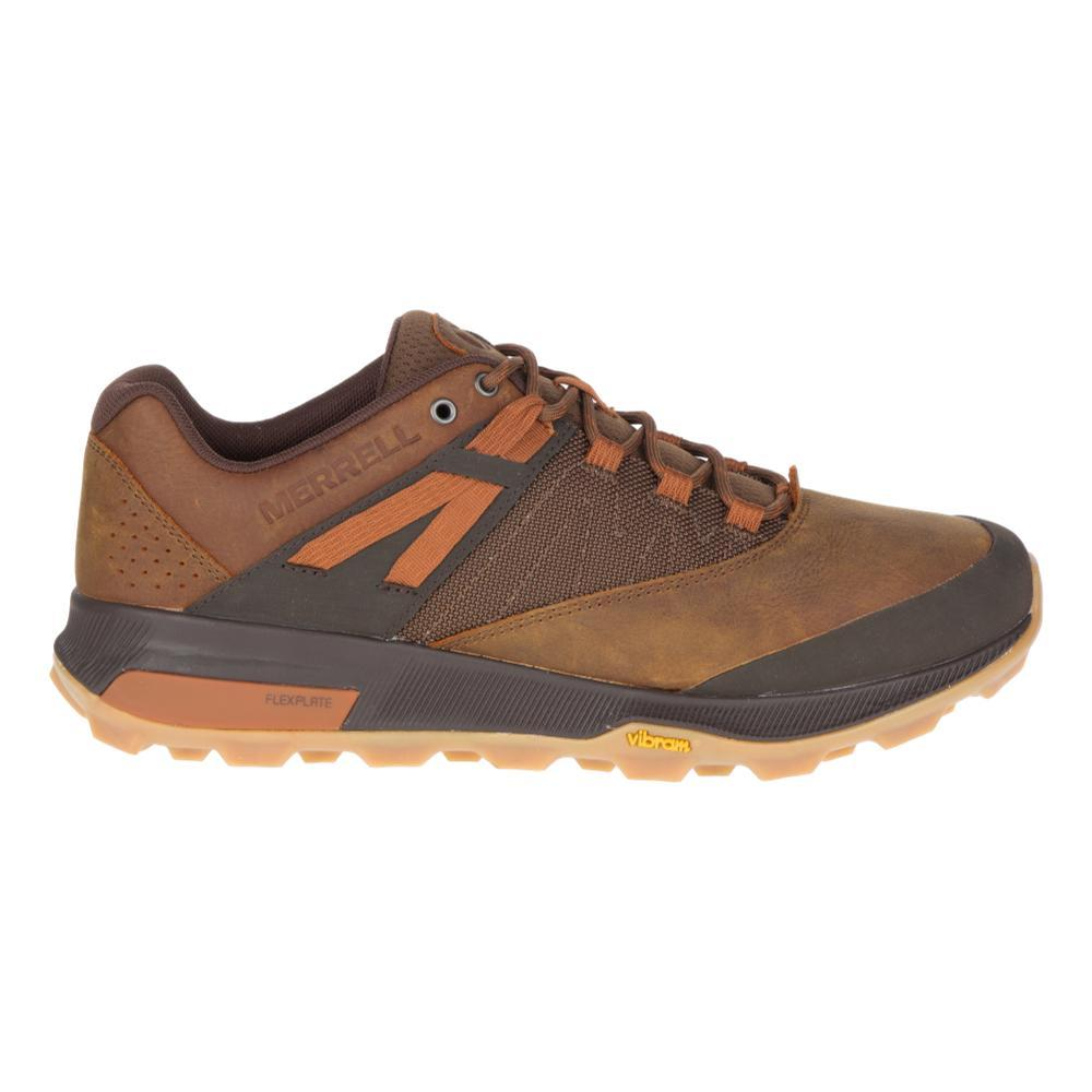 Men's Merrell Zion Hiking Shoes TOFFEE