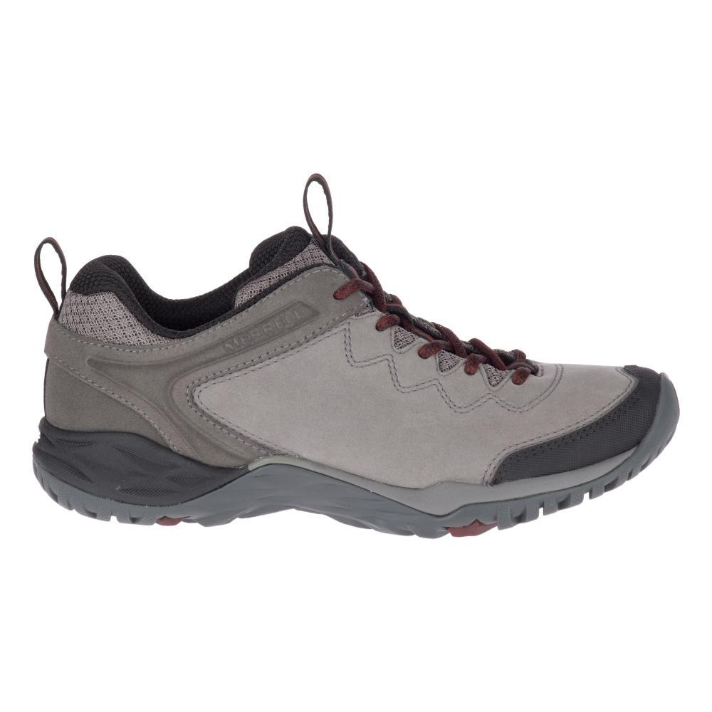 Merrell Women's Siren Traveller Q2 Hiking Shoes STEEL
