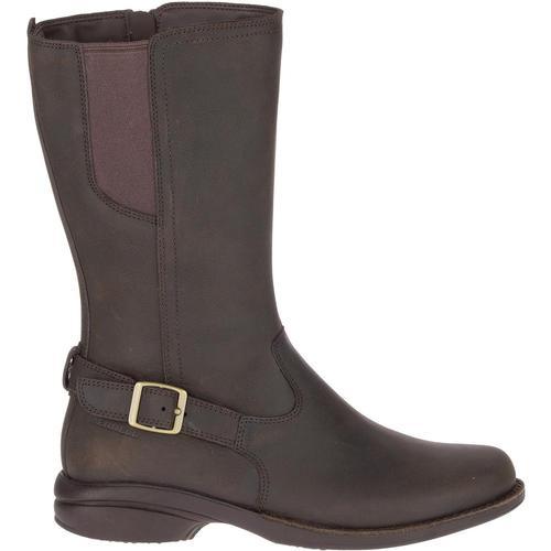 Merrell Women's Andover Peak Waterproof Boots Espresso