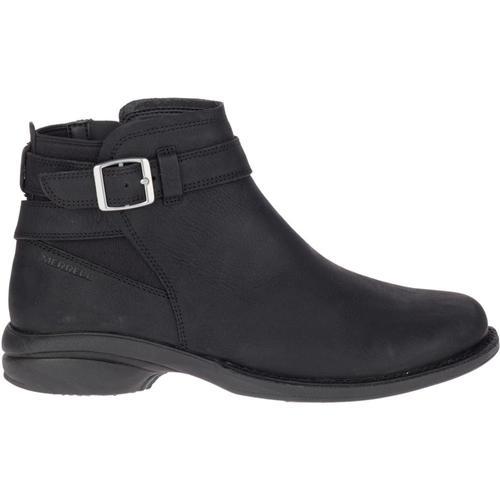 Merrell Women's Andover Bluff Waterproof Boots Black