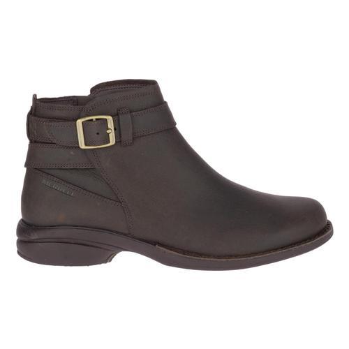 Merrell Women's Andover Bluff Waterproof Boots Espresso