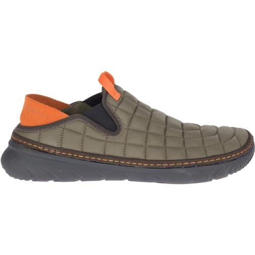 Merrell Men's Hut Moc Shoes Olive