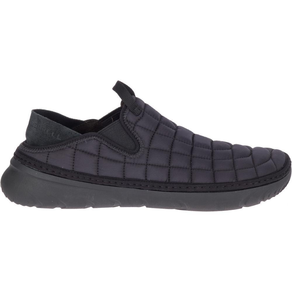 Merrell Men's Hut Moc Shoes TRPBLACK
