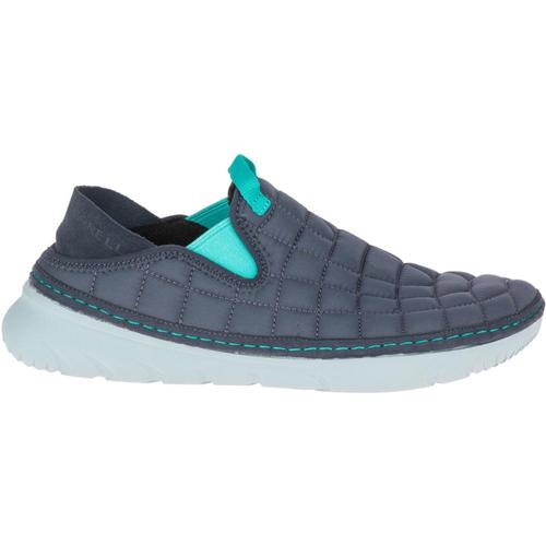 Merrell Women's Hut Moc Shoes Ebony