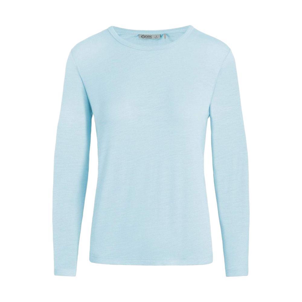 tasc Women's St. Charles Long Sleeve T Shirt COOLBLUE