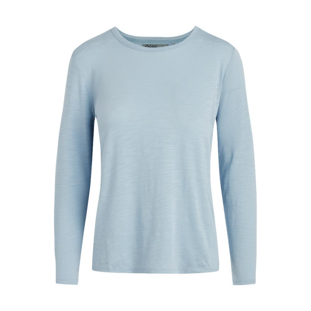 tasc Women's St. Charles Long Sleeve T Shirt ZENBLUE_452