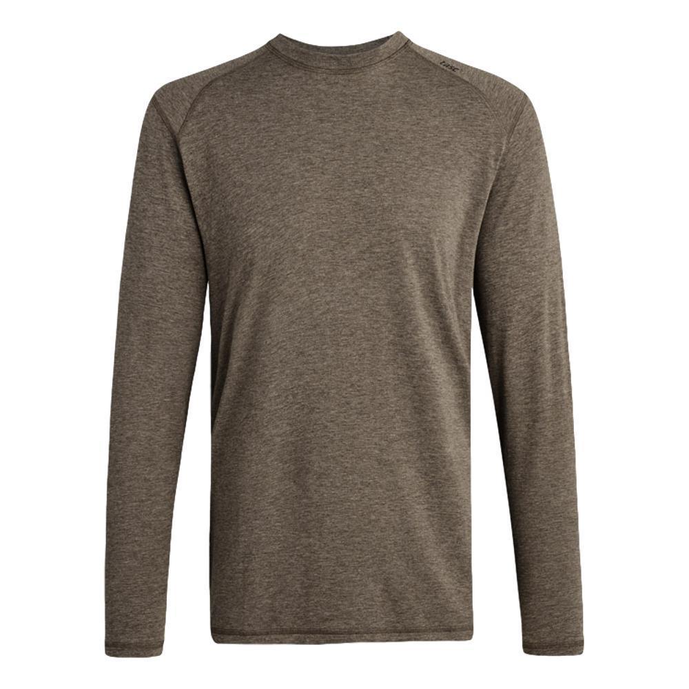 tasc Men's Carrollton Heather Long Sleeve Shirt BARKHTR212