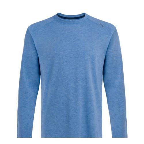 tasc Men's Carrollton Heather Long Sleeve Shirt Nautical_428