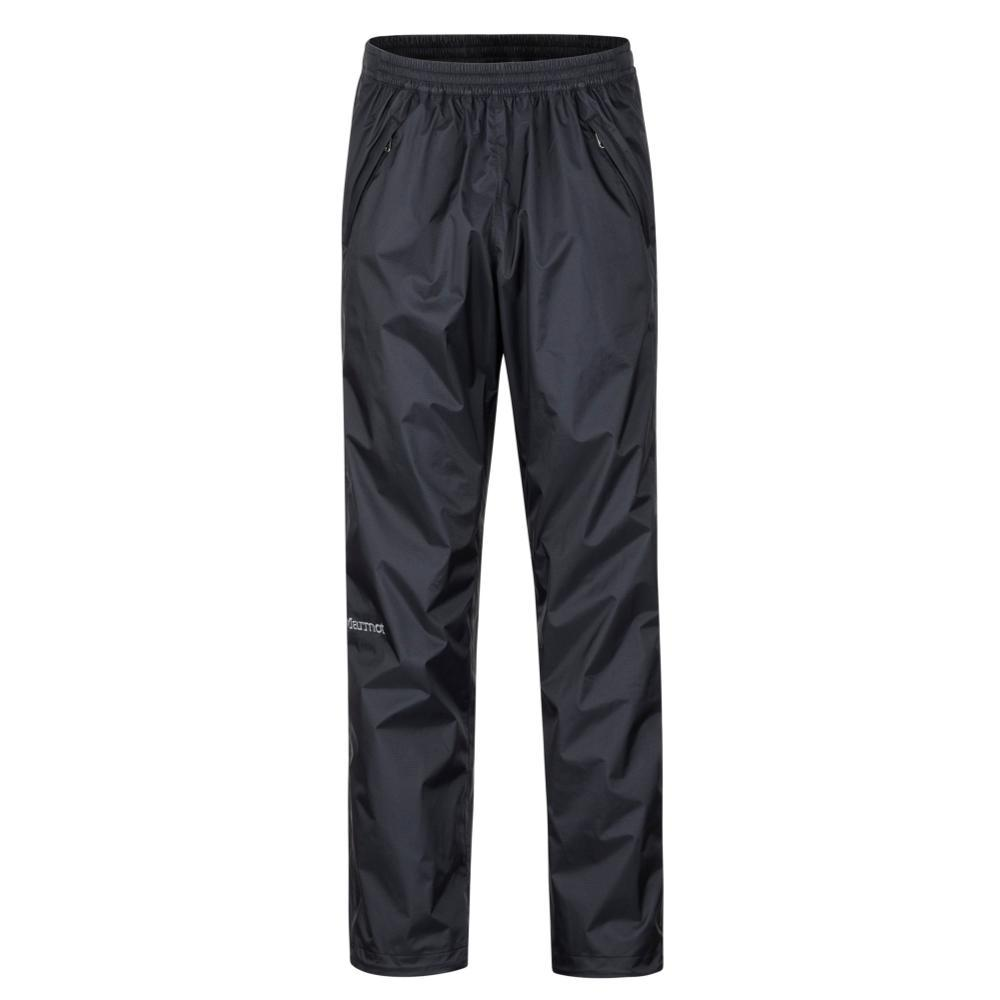Marmot Men's PreCip Eco Full-Zip Pants - Long BLACK001