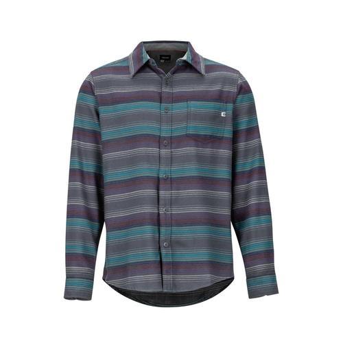 Marmot Men's Fairfax Midweight Flannel Long-Sleeve Shirt Fig6403