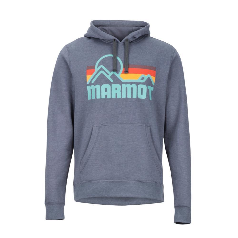 Marmot Men's Coastal Hoody STEELHTR8702