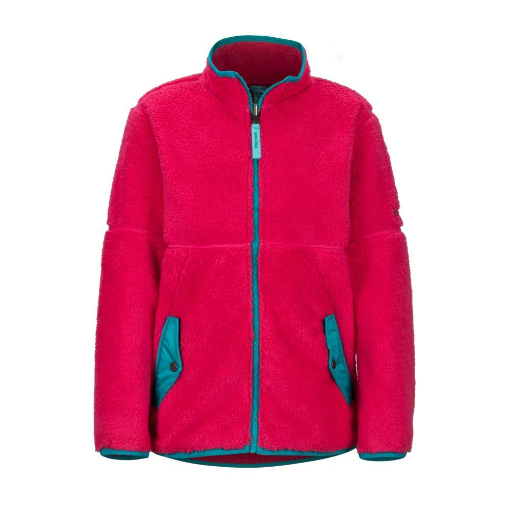 Marmot Girls' Lariat Fleece PINK_7216