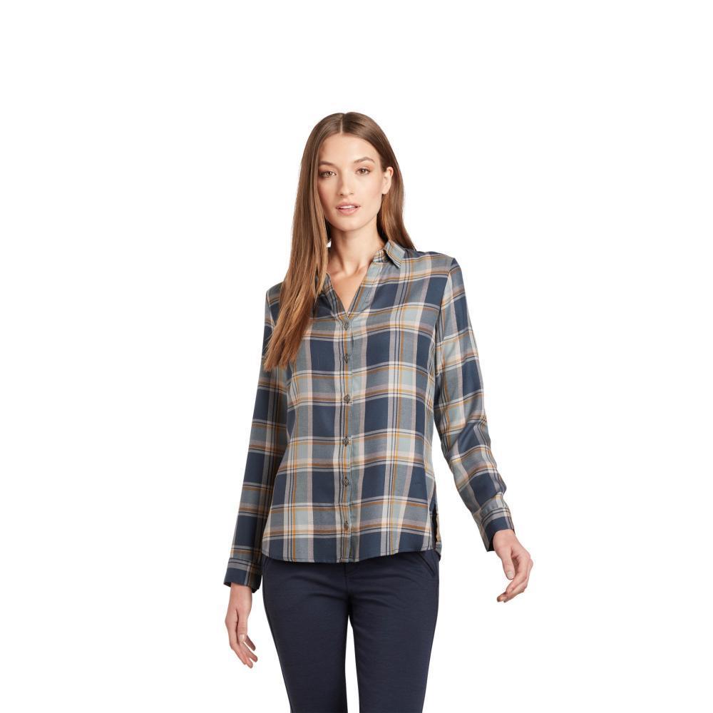 KUHL Women's Adelaide Long Sleeve Shirt INK
