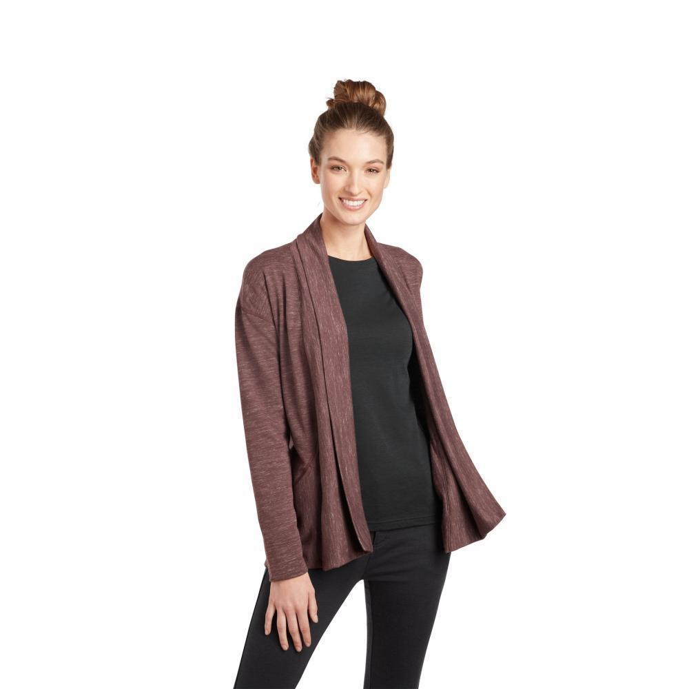KUHL Women's Helix Wrap WINE