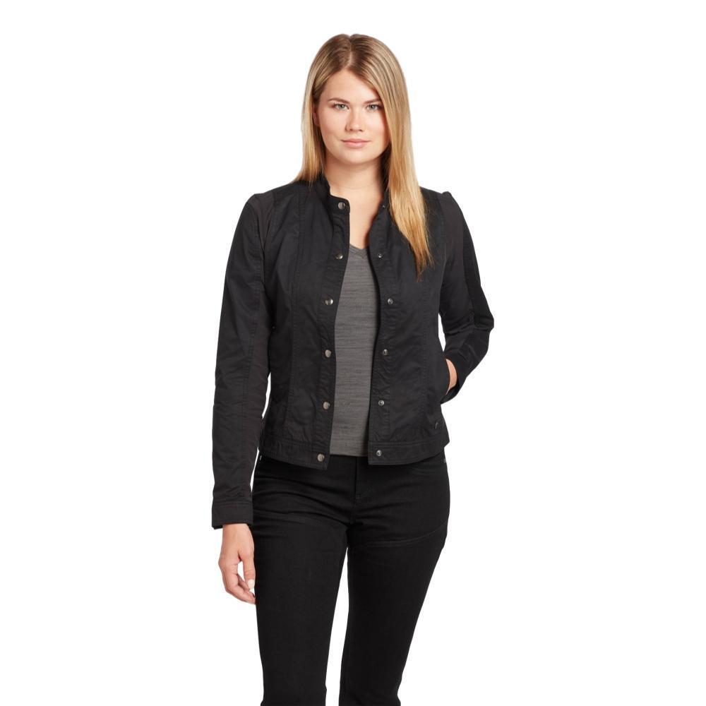 KUHL Women's Luna Moto Jacket RAVEN