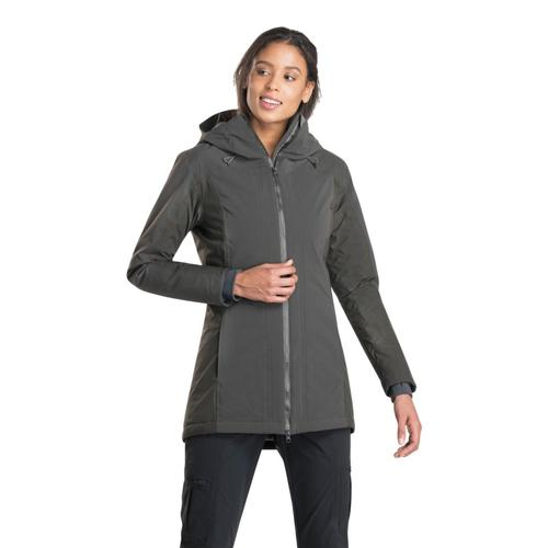 KUHL Women's Kopenhagen Insulated Shell Olive