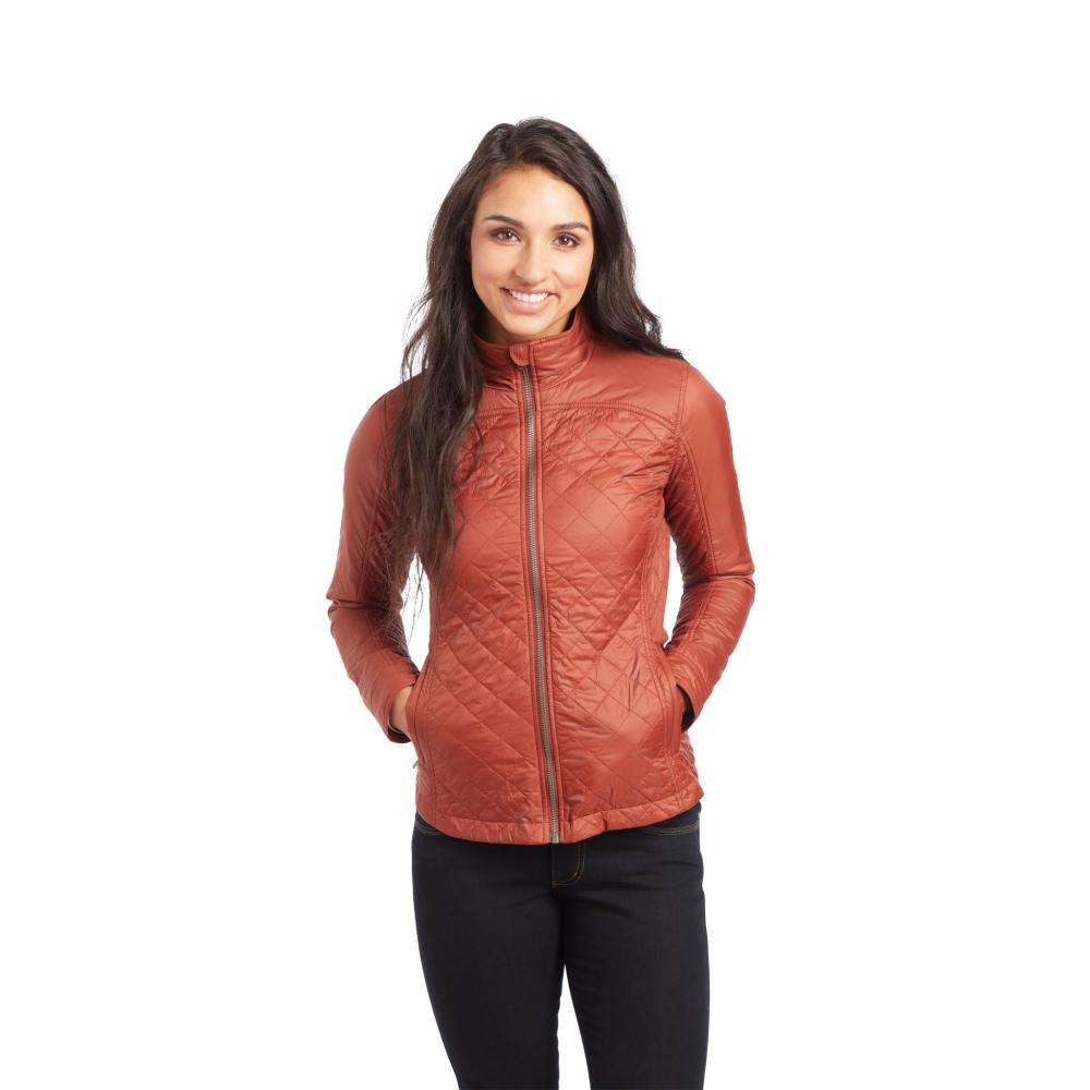 KUHL Women's Kadence Jacket CAYENNE