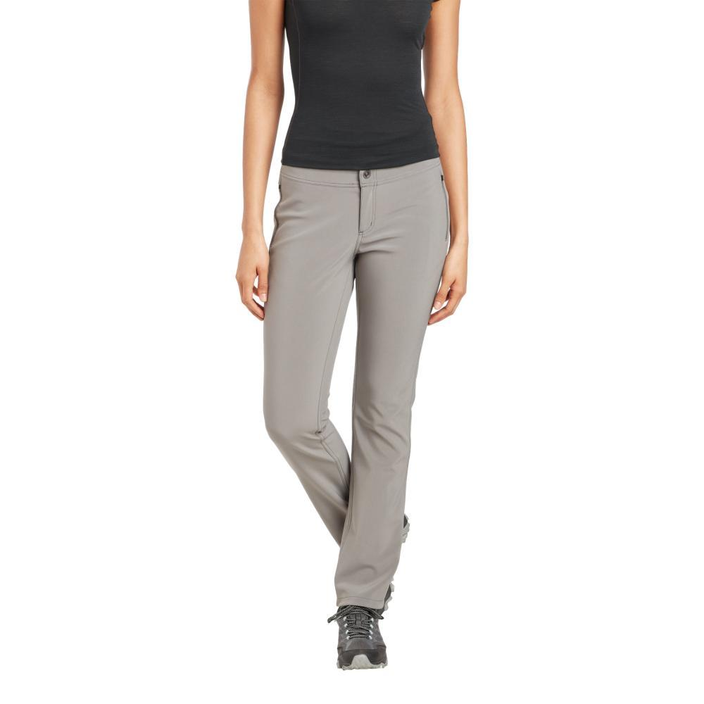 KUHL Women's Frost Softshell Pants - 30in Inseam METAL