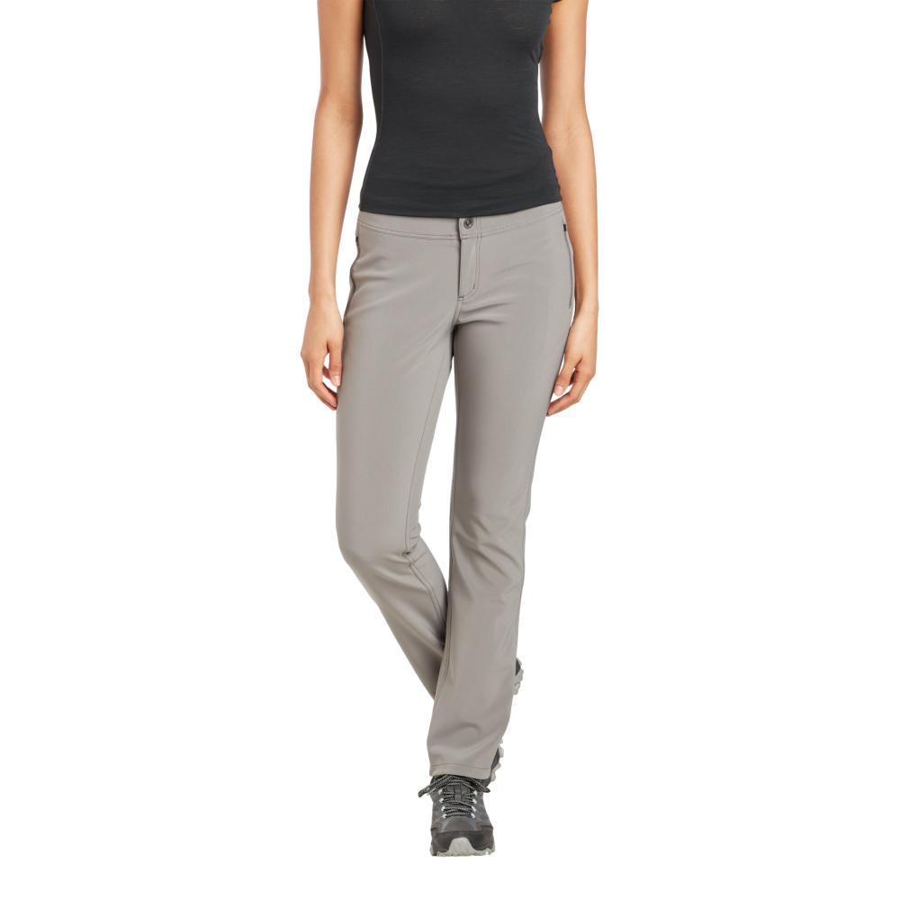 KUHL Women's Frost Softshell Pants - 32in Inseam METAL