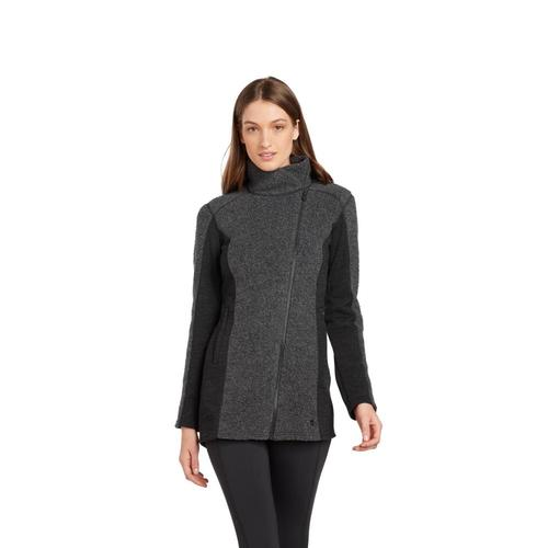 KUHL Women's Kozet Long Jacket Charcoal