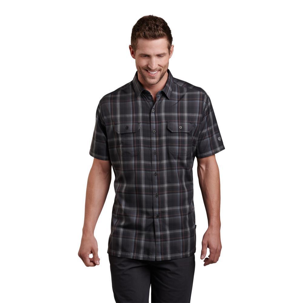 KUHL Men's Response Shirt BLACK