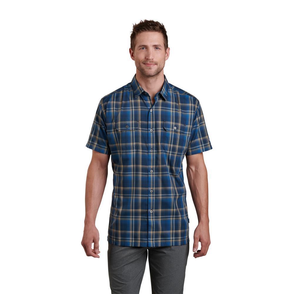 KUHL Men's Response Shirt LAKE